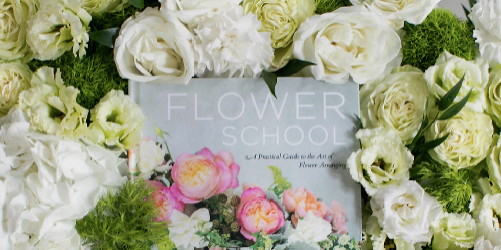 The Art of Holiday Flower Arranging: A Virtual Design Experience