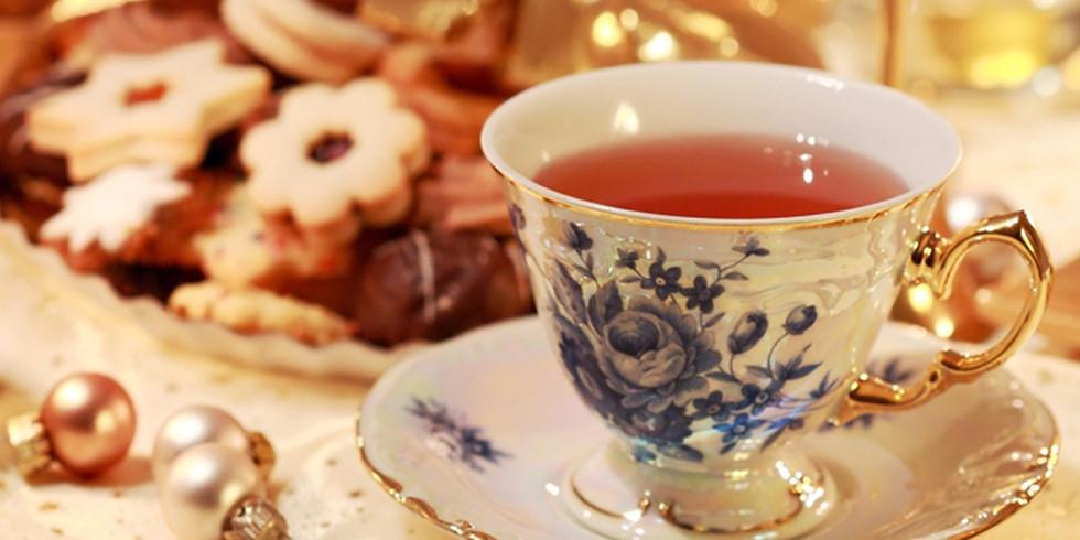 2018 Holiday Tea