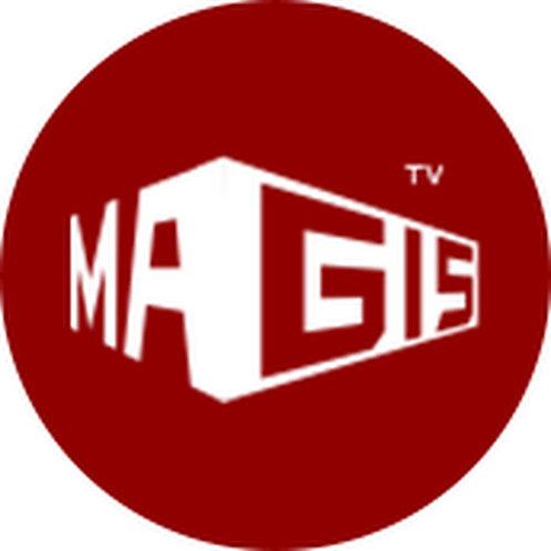 Suscripción a MagisTV / 1 mes - $ 19.95