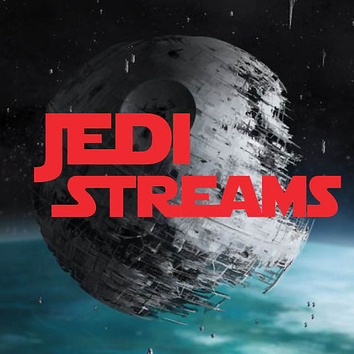 Suscripción a Jedi Streams  - 03 meses / $70.00