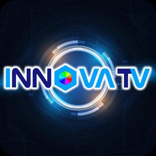 Suscripción a InnovaTV - 12 meses / $175.00