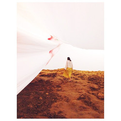 Instagram - #almosticeland or #mars: #artscene in #moscow