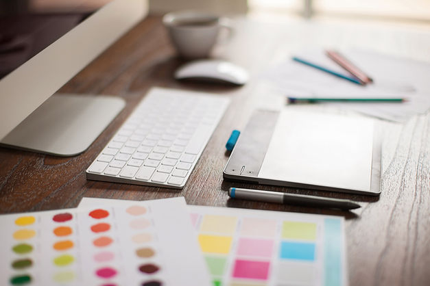 Who we are - graphic designers in Welling, Kent