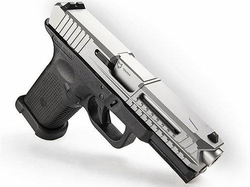 LTD v2 9mm Chrome on Black