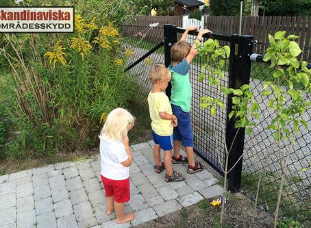 Nya grindar till semestern