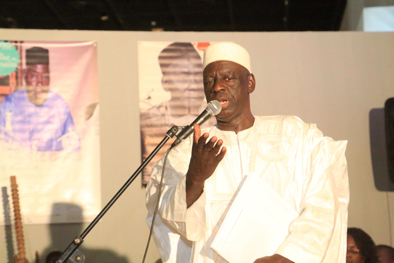 Discours du Président de PEN Mali