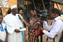 Interview du Président de PEN Mali