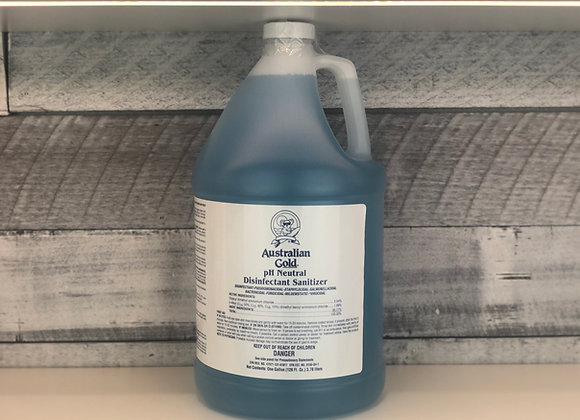 AG Disinfectant Sanitizer *Concentrate- Makes 64 Gal*