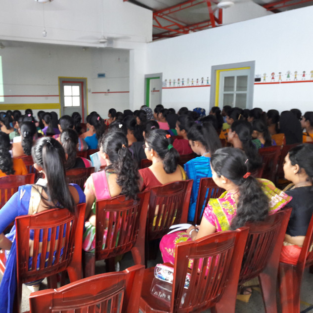 Sri Lankan Dreams Workshops