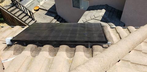Solar Exclusion
