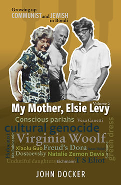 My Mother, Elsie Levy