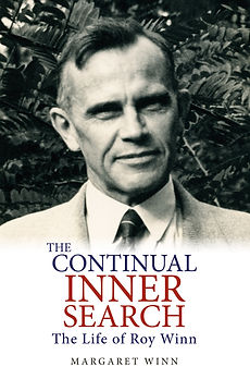The Continual Inner Search book cover