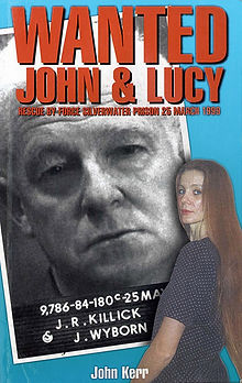 Wanted John & Lucy book cover