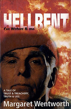 Hellbent book cover