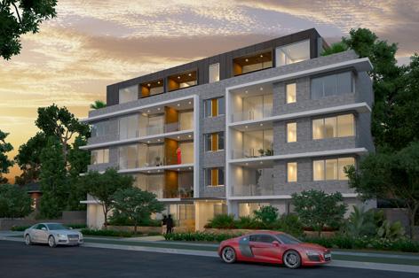 Serene Apartments Lane Cove