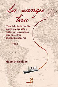 Tapa- La Sangre Tira - Signos Ediciones.