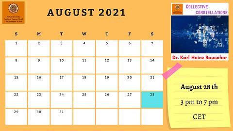 Schedule December - University Systemic