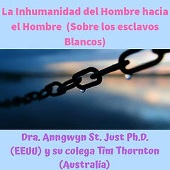 Dra. Anngwyn St. Just - La Inhumanidad d