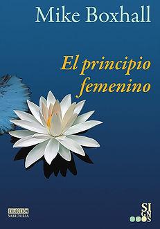 Tapa - El principio femenino - Signos Ed
