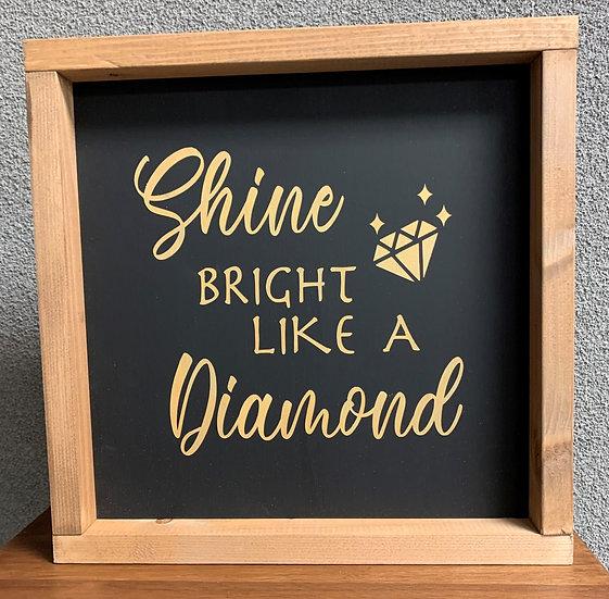 Shine Bright 12x12