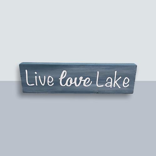 Live love lake Mini