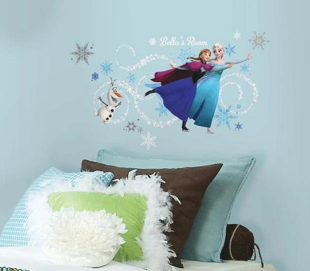 Disney Frozen Headboard