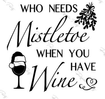 Mistletoe Wine