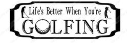 Life Golfing