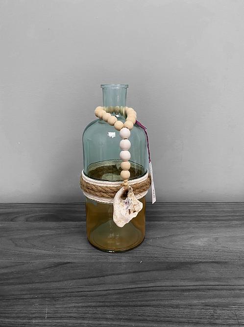 Boho Glass Bottle