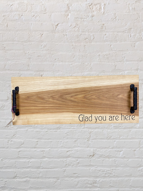Hickory Chacutterie Boards