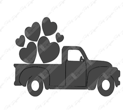 Valentine Truck