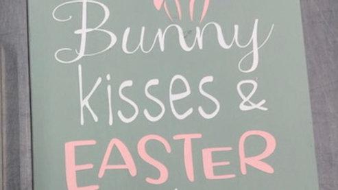 Bunny Kisses Tag