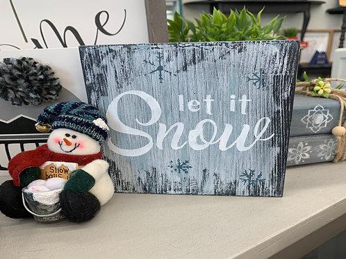 Let it Snow 5.5x5.5