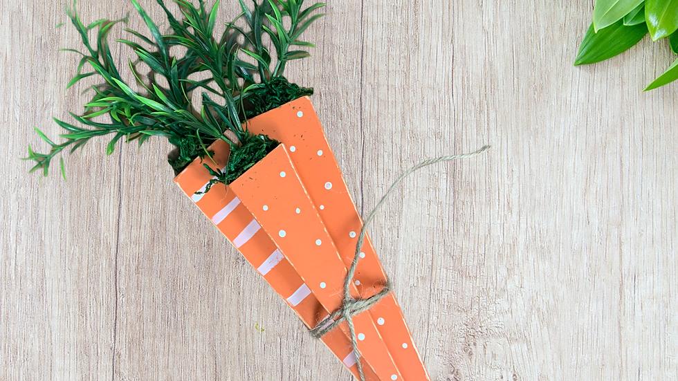 Carrots DIY