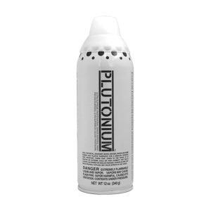Plutonium Spray Paint - Clear Gloss 340g