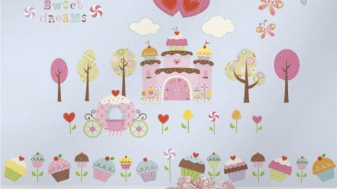 Happi Cupcake Land