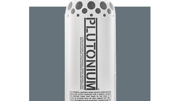 Plutonium Spray Paint - Cleaveland Gray 340g