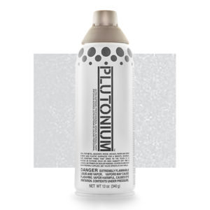 Plutonium Spray Paint - 2nd Place 340g