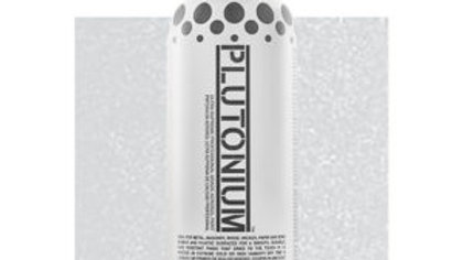 Plutonium Spray Paint - 2nd Place 340g