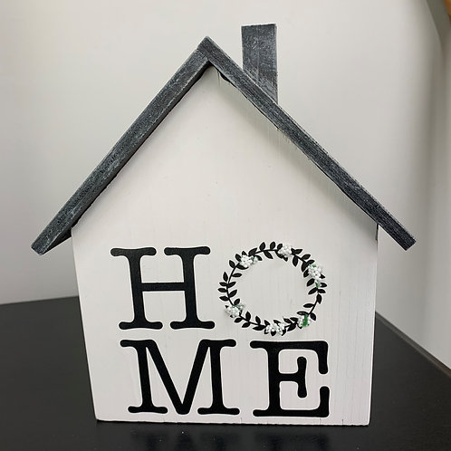 HOME with roof
