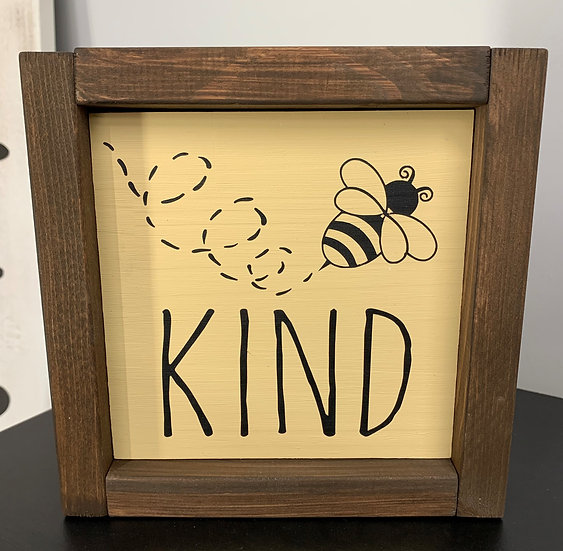Be Kind 7X7