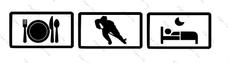 Eat Hockey Sleep