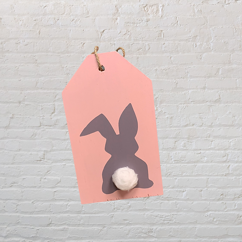 Easter Small Door Tags DIY