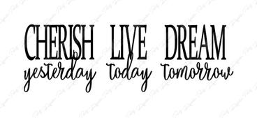 Cherish Live Dream
