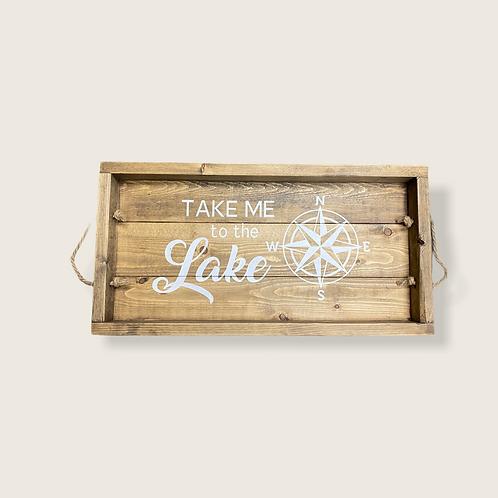 Take me to the Lake Tray