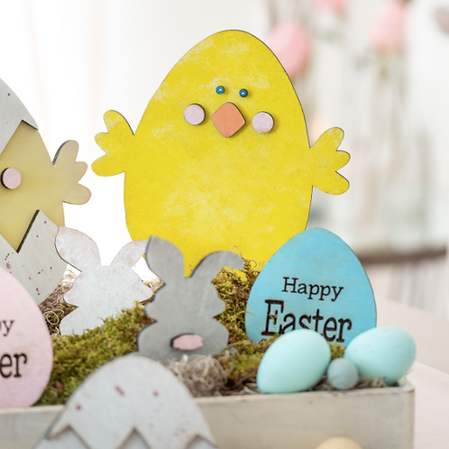 Fusion for Kids EASTER DIY