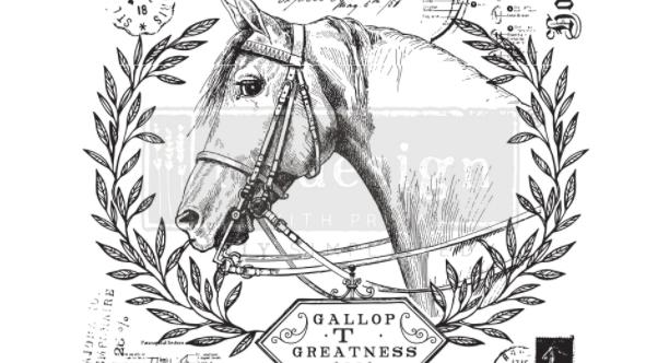 Re-Design Transfer - FINE HORSEMAN