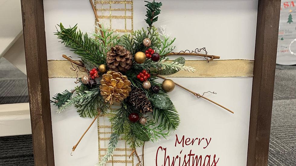 Merry Christmas 12x12