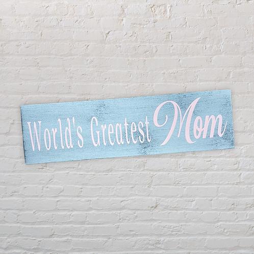 Worlds Greatest Mom Mini