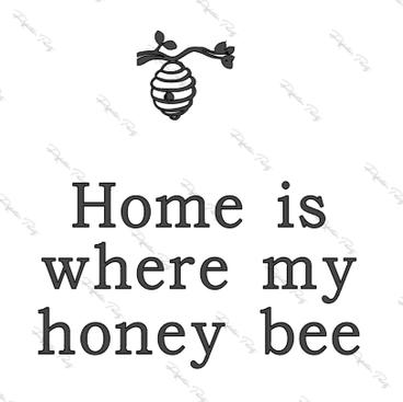 Home Honey Bee